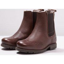 Bisgaard Śniegowce coffee. Brązowe buty zimowe chłopięce Bisgaard, z materiału. Za 649,00 zł.