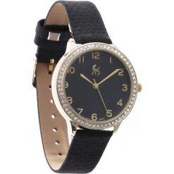 Biżuteria i zegarki: Czarny Zegarek Obedience