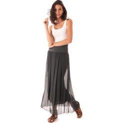 Spódnice wieczorowe: Spódnica w kolorze antracytowym