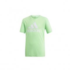 T-shirty z krótkim rękawem Dziecko  adidas  Koszulka Prime. Niebieskie t-shirty chłopięce z krótkim rękawem marki S.Oliver, z nadrukiem, z bawełny. Za 69,95 zł.