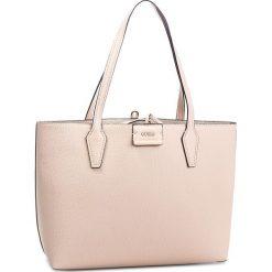 Torebka GUESS - HWME64 22150  TPR. Brązowe torebki klasyczne damskie marki Guess, z aplikacjami, ze skóry ekologicznej. Za 599,00 zł.