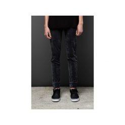 Spodnie dresowe UNIVERSUM z weluru |SZARE|. Szare spodnie dresowe męskie MALE-ME, z bawełny. Za 280,00 zł.