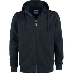 Black Premium by EMP Back In Bluza z kapturem rozpinana czarny. Czarne bluzy męskie rozpinane marki Black Premium by EMP. Za 149,90 zł.