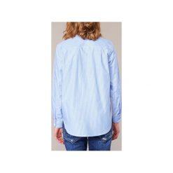 Koszule G-Star Raw  CORE PKT BF SHIRT WMN L/S. Czerwone koszule nocne i halki marki G-Star RAW, l, z bawełny. Za 279,20 zł.