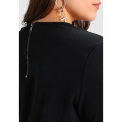 Bluzki asymetryczne: Zizzi Bluzka z długim rękawem black
