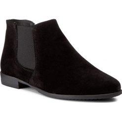 Sztyblety TAMARIS - 1-25038-29 Black 001. Szare buty zimowe damskie marki Tamaris, z materiału, z okrągłym noskiem. W wyprzedaży za 179,00 zł.