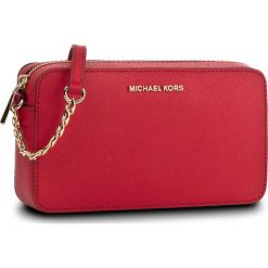 Listonoszki damskie: Torebka MICHAEL KORS - Jet Set Travel 32T6GTVC6L Bright Red