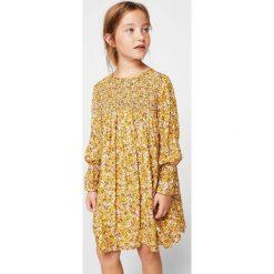 Sukienki dziewczęce: Mango Kids – Sukienka dziecięca Quebec 110-152 cm