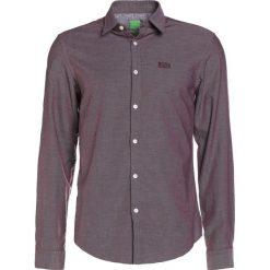 Koszule męskie na spinki: BOSS Green BUSTER Koszula bordeaux