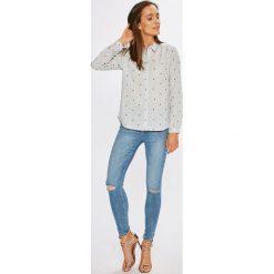 Tally Weijl - Jeansy Rana. Niebieskie jeansy damskie marki House, z jeansu. Za 129,90 zł.