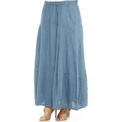 """Spódniczki: Spódnica """"Gypsy"""" w kolorze niebieskim"""
