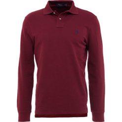 Polo Ralph Lauren SLIM FIT Koszulka polo classic wine. Czerwone koszulki polo Polo Ralph Lauren, m, z bawełny. Za 459,00 zł.