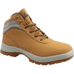Buty trekkingowe męskie: Expander Buty męskie Golden Rust beżowe r. 46 (9WL6020)