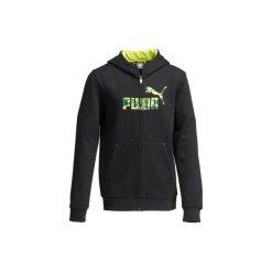 Bluzy chłopięce rozpinane: Bluza z kapturem Puma