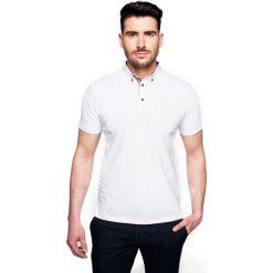 Koszulki polo: koszulka polo serra biały 0003