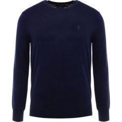 Polo Ralph Lauren Sweter hunter navy. Niebieskie swetry klasyczne męskie Polo Ralph Lauren, m, z materiału, polo. Za 629,00 zł.