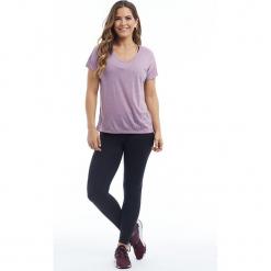 """Koszulka funkcyjna """"Audrey"""" w kolorze fioletowym. Fioletowe t-shirty damskie BALANCE COLLECTION, s, z materiału. W wyprzedaży za 65,95 zł."""