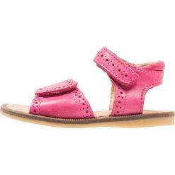 Sandały chłopięce: Bisgaard Sandały pink