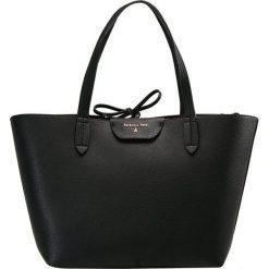 Patrizia Pepe REVERSABLE Torba na zakupy black/ruby. Czarne shopper bag damskie Patrizia Pepe. Za 659,00 zł.