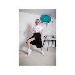 Black Enve Skirt. Szare spódniczki asymetryczne marki Miss Sixty, m, z dzianiny, midi. Za 219,00 zł.