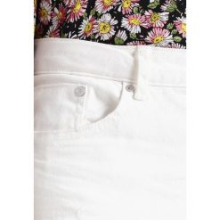 Khujo ISIDORA Jeansy Zwężane off white. Białe jeansy damskie khujo. W wyprzedaży za 265,30 zł.