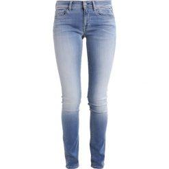 Rurki damskie: Replay HYPERFLEX LUZ Jeans Skinny Fit light blue