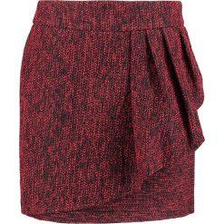 Spódniczki: NAF NAF EKILT Spódnica trapezowa rouge chine