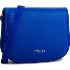 Torebka NOBO - NBAG-F1112-C012 Niebieski. Niebieskie listonoszki damskie Nobo, ze skóry ekologicznej. W wyprzedaży za 109,00 zł.