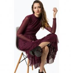 NA-KD - Sukienka damska, czerwony. Czerwone sukienki hiszpanki NA-KD, s. Za 299,95 zł.
