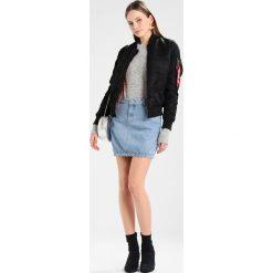 Minispódniczki: Glamorous Spódnica jeansowa light stonewash
