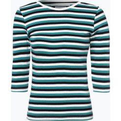 Brookshire - Koszulka damska, zielony. Czarne t-shirty damskie marki brookshire, m, w paski, z dżerseju. Za 59,95 zł.