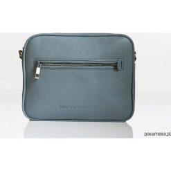 Torebki klasyczne damskie: BOXY BAG Blue Jeans