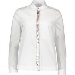 Bluzka - Loose fit - w kolorze białym. Białe topy sportowe damskie Seidensticker, w paski, z bawełny. W wyprzedaży za 104,95 zł.