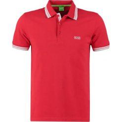 Koszulki polo: BOSS Green PADDY MODERN FIT Koszulka polo medium red