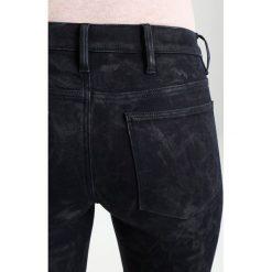 GStar 5622 MID SKINNY  Jeans Skinny Fit loomer blue rop. Czarne rurki damskie G-Star. W wyprzedaży za 489,30 zł.