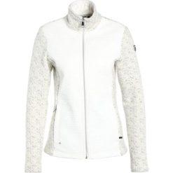 Luhta IINI Kardigan natural white. Białe swetry klasyczne damskie marki Luhta, s, z materiału. W wyprzedaży za 209,50 zł.