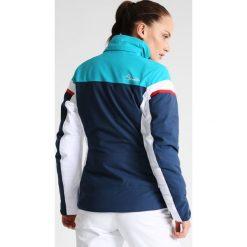 Dare 2B PREMISS Kurtka snowboardowa admiral/seab. Niebieskie kurtki damskie narciarskie Dare 2b, z materiału. W wyprzedaży za 607,20 zł.