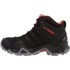 Buty zimowe damskie: adidas Performance TERREX AX2R MID GTX  Buty trekkingowe core black/trasca