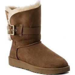 Buty UGG - W Jaylyn 1018628  W/Che. Brązowe buty zimowe damskie Ugg, ze skóry. Za 989,00 zł.