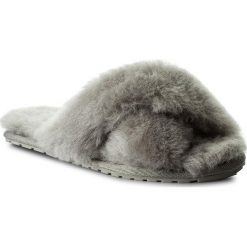 Kapcie damskie: Kapcie EMU AUSTRALIA – Mayberry W11573 Light Grey