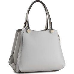 Torebka CREOLE - K10288  Jasny Szary. Szare torebki klasyczne damskie Creole, ze skóry, duże. W wyprzedaży za 279,00 zł.