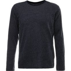 Swetry klasyczne męskie: Soulland WOLFGANG DOTTED Sweter navy/white