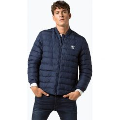 Adidas Originals - Męska kurtka pikowana, niebieski. Niebieskie kurtki męskie pikowane adidas Originals, l, sportowe. Za 449,95 zł.