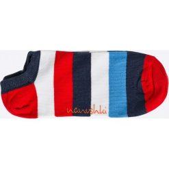 Nanushki - Skarpety. Białe skarpetki męskie marki Nanushki, z bawełny. W wyprzedaży za 14,90 zł.