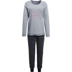 Piżamy damskie: Schiesser Piżama nachtblau