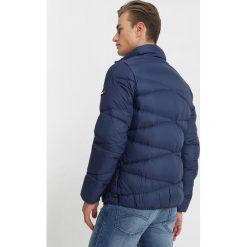 Tommy Jeans LIGHT DOWN Kurtka puchowa blue. Niebieskie kurtki męskie jeansowe marki Reserved, l. Za 799,00 zł.