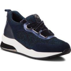 Sneakersy LIU JO - Karlie 06 B68005 TX004 Blue 09361. Niebieskie sneakersy damskie marki Liu Jo, z materiału. Za 739,00 zł.