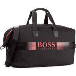 45332970cfcc3 Torba BOSS - Pixel D Holdall 50379382 002. Czarne plecaki męskie Boss. W  wyprzedaży za