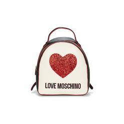 Plecaki Love Moschino  JC4116PP17. Szare plecaki damskie marki Love Moschino. Za 789,00 zł.
