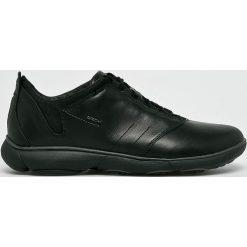 Geox - Buty. Czarne halówki męskie marki Asics, do piłki nożnej. W wyprzedaży za 499,90 zł.